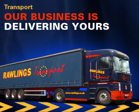 Freight transport, logistics - Our business is delivering yours